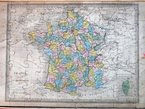 la France et l'Europe, atlas Wx