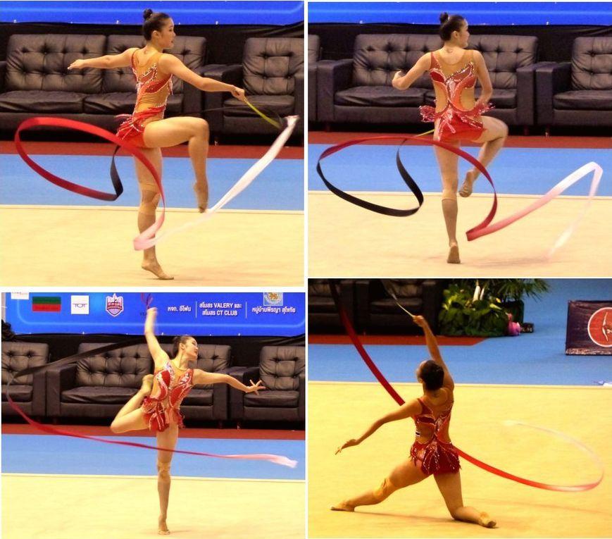 Championnats d'Asie de gymnastique rythmique