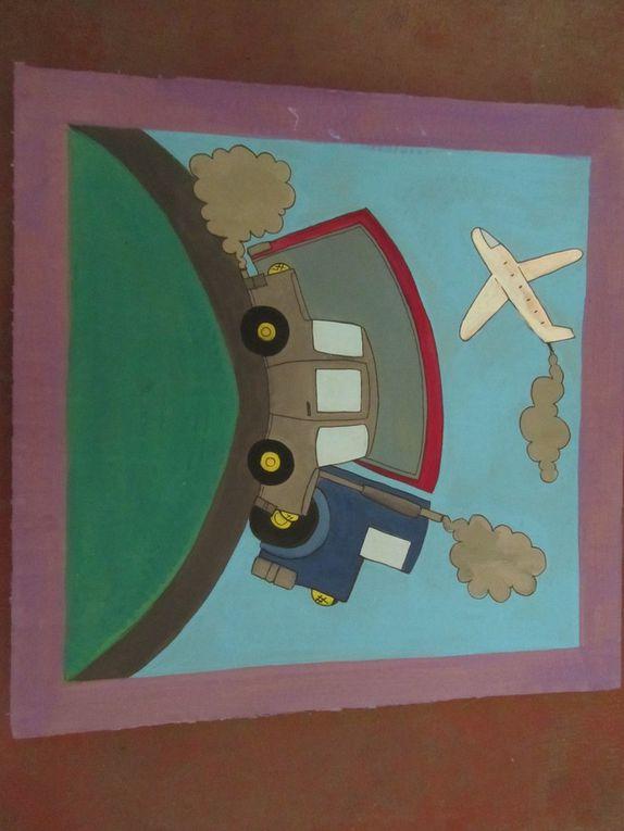giro dell'oca:  ECO-OCA ideato da Simona Ugolotti e disegnato da Caterina Piccardo (CC)