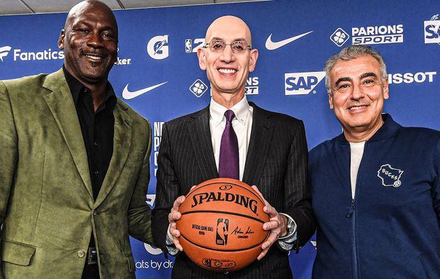 La NBA ne reviendra pas à Paris avant la saison 2022-2023