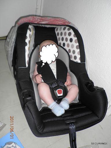 Utilisez votre siège coque le plus longtemps possible : de la naissance à 12, 15, 20 mois suivant votre...
