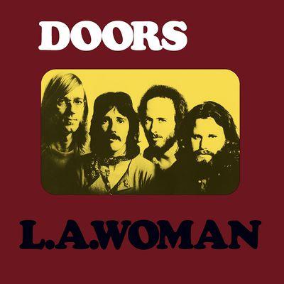Quelle belle année 1971 - L.A.WOMAN des DOORS !