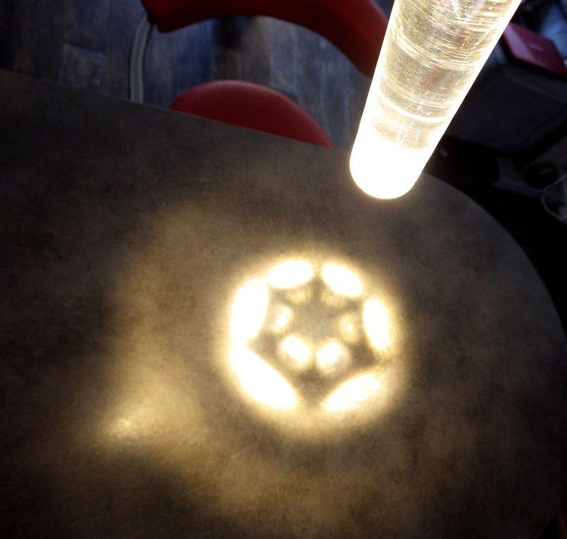 Lampe à faisceau articulée industrielle