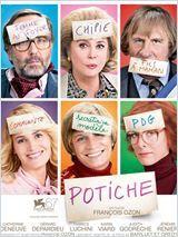 François Ozon revient au cinéma : Potiche le 10 novembre