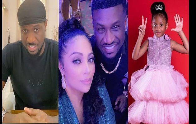 Nigeria : Peter Okoye de P-square, sa fille et sa femme sont tous guéris du coronavirus