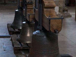 Les cloches du nouveau carillon