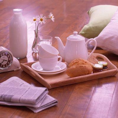 Bonjour - Petit déjeuner - Wallpaper - Free