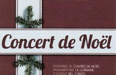 Concert de Noël à Hayange