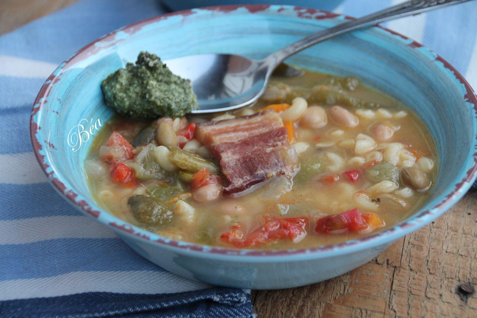 Soupe au pistou (Version 6)