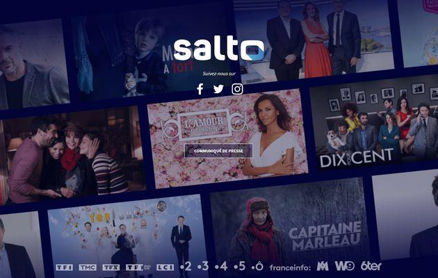 SALTO : Les Groupes TF1, France Télévisions et M6 bâtissent une plateforme OTT commune