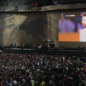 U2 a attendu la fin du match de l'Argentine pour commencer son concert à Buenos Aires - U2 BLOG