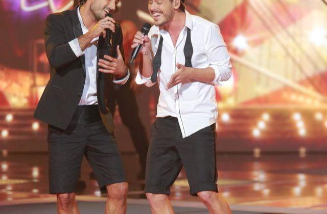 Les Fréro Delavega, révélations de The Voice, au sommet des ventes d'albums.