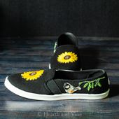 Embroidered Sneakers: Fun and Affordable Summer Style