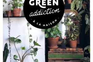 Green Addiction de Justine Jeannin