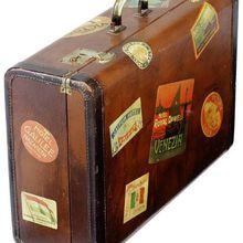 Vacances été: checklist valise