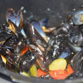 Moules paprika tomates courgettes cookeo |
