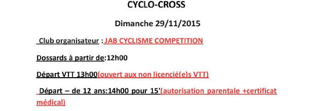 ibos dimanche