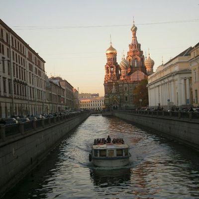 Saint-Pétersbourg, mon amour...