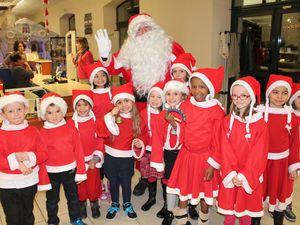 Journée Magique avec le Père Noël