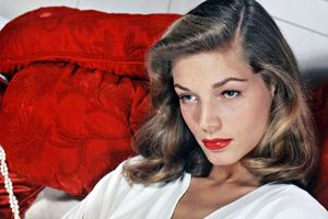 Lauren Bacall obituary