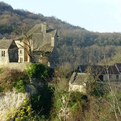 """Isère - Le Château """"Maison Forte"""" de Brotel"""