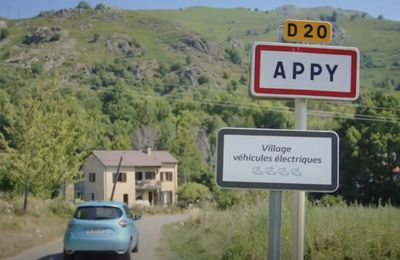 Brand content : Bienvenue au village Appy avec RENAULT ZOE
