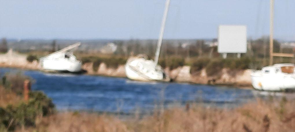 Le Jour d'Après le Parc aqua-technique de Sète...