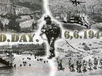 D-DAY : le débarquement du 6 juin 1944