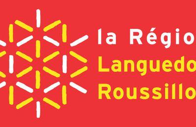 Le logo du Conseil Régional du Languedoc-Roussillon