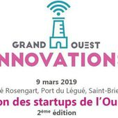 #Startup #Innovation :  Grand Ouest Innov@tions 2019