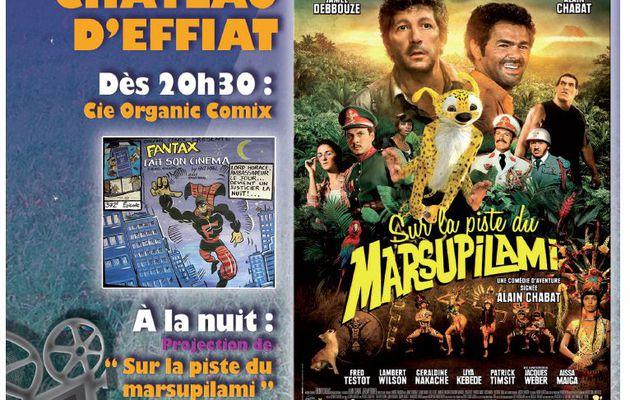 Cinéstival 2012 : 3 séances de cinéma en plein air animées