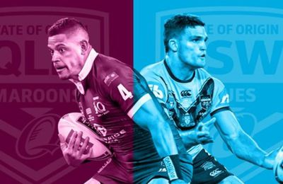 Queensland / New South Wales (State Of Origin n°3) ce mercredi en direct sur beIN SPORTS !
