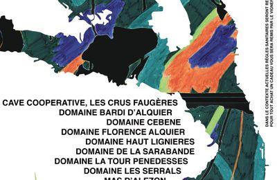 Opération portes ouvertes des vignerons de Faugères les 12 et 13 Décembre 2020.