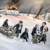 La Bresse : 9 novembre 1944 - LES VOIVRES 88240