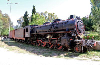 Musée de trains, Kalamata (Grèce)