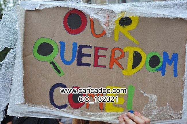 Our Queerdom come !