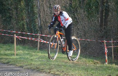 photos du cycle cross de pontat