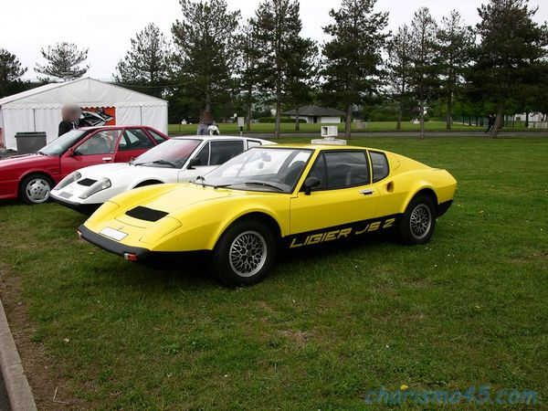 Ligier JS2 (Classic-Days en camping-car)