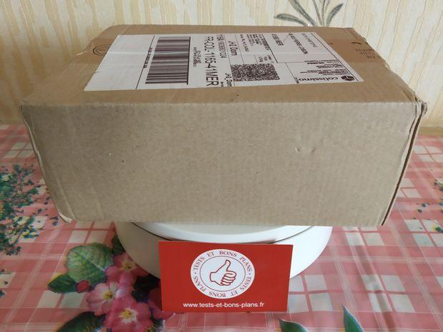 unboxing de la box écoresponsable & zéro déchets Pousse Pousse @ Tests et Bons Plans