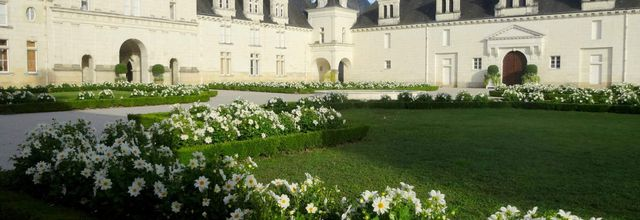 Le château de Champigny sur Veude en Touraine
