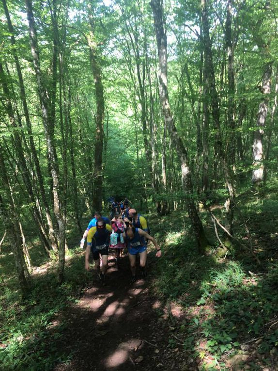 Photos trail de Laxou .
