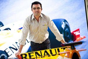 Eric Boullier prend les commandes de Renault