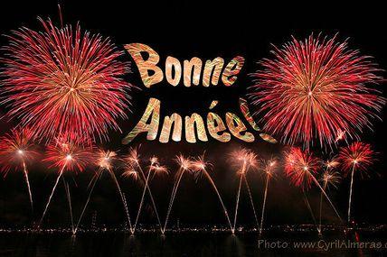 Meilleurs vœux à tous … !