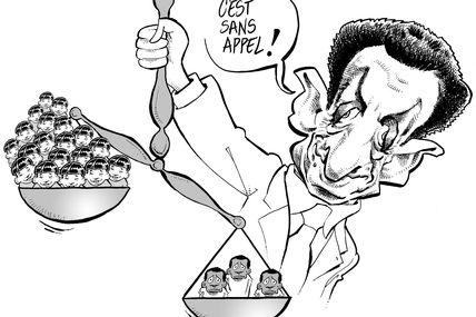Pourquoi la police française chasse-t-elle le sorcier plutôt que le Chinois ?
