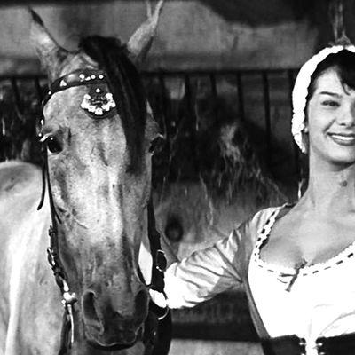 LA JUMENT VERTE - Claude Autant-Lara (1959)
