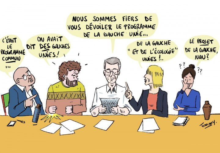Dessin : © Tommy/Reporterre
