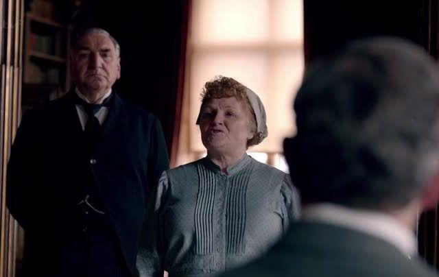 Critiques Séries : Downton Abbey. Saison 5. Episode 4.