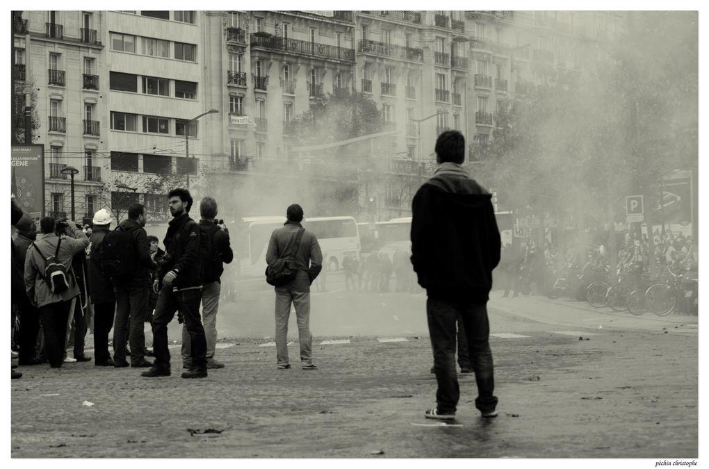 C'est la journéé de mobilisation contre la desindustrialisation.