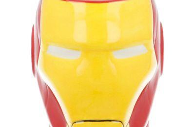 Tasse  en céramique 3D Ironman