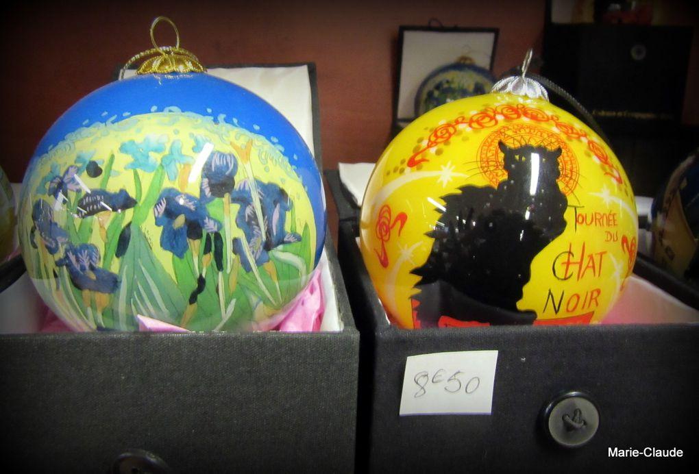 Des boules à ne pas laisser tomber !